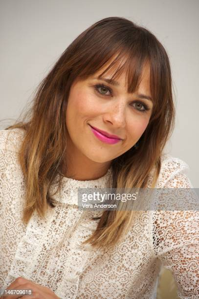 Rashida Jones at the 'Celeste and Jesse Forever' Press Conference at the Four Seasons Hotel on June 22 2012 in Beverly Hills California