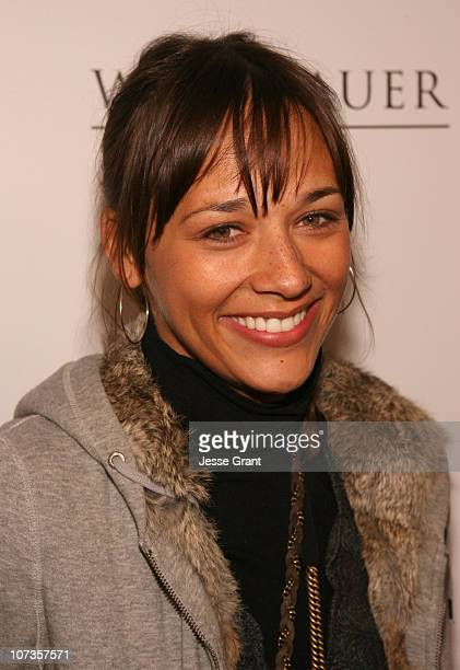 """Rashida Jones during 2007 Park City - Premiere Magazine Film and Music Lounge and LIVEstyle Entertainment Hosts World Premiere Party for """"The Ten"""" at..."""