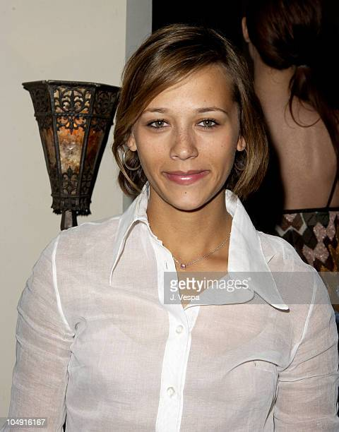Rashida Jones during Angela Missoni hosts Private Champagne Brunch and Preview of Special Evening Collection for Academy Awards Week at Chateau...