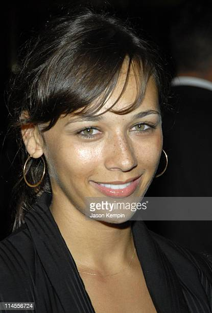 Rashida Jones during JayZ's Concert at Radio City Music Hall Afterparty Arrivals June 25 2006 at The Rainbow Room in New York City New York United...