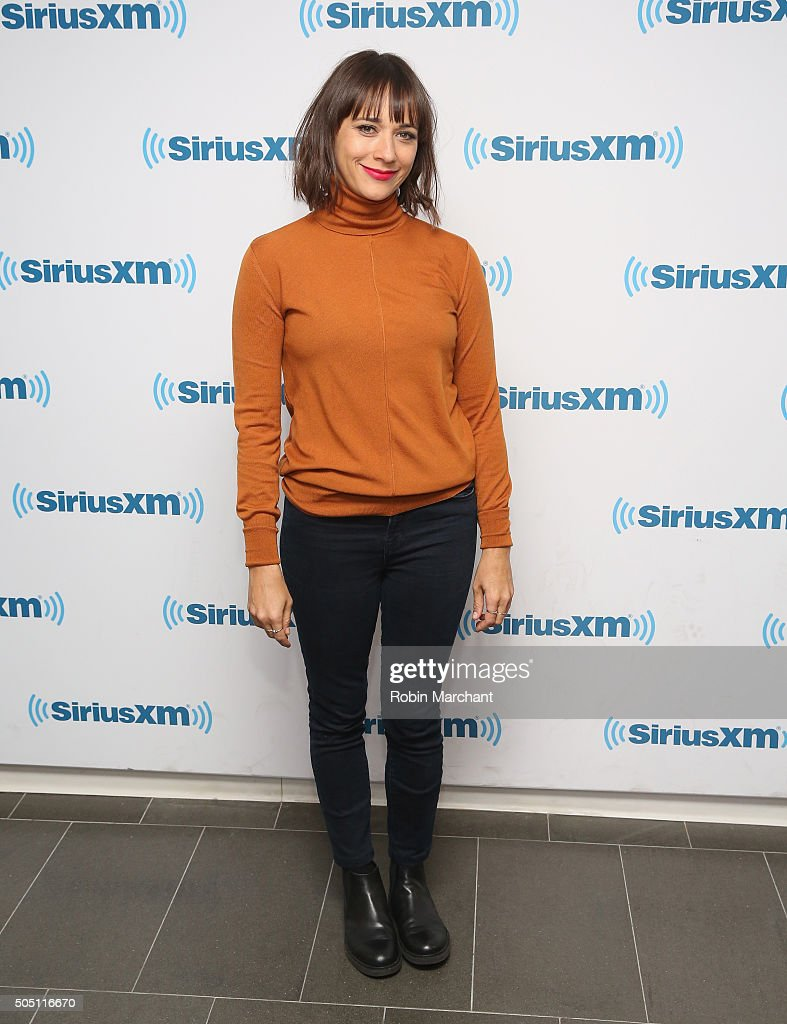 Celebrities Visit SiriusXM Studios - January 15, 2016
