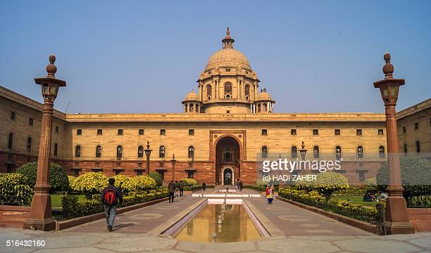 Rashtrapati Bhavan | Presidential Residence | Delhi | India