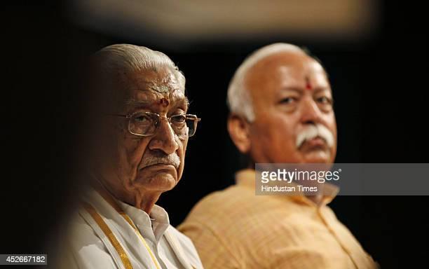 ashok singhal photos et images de collection getty images