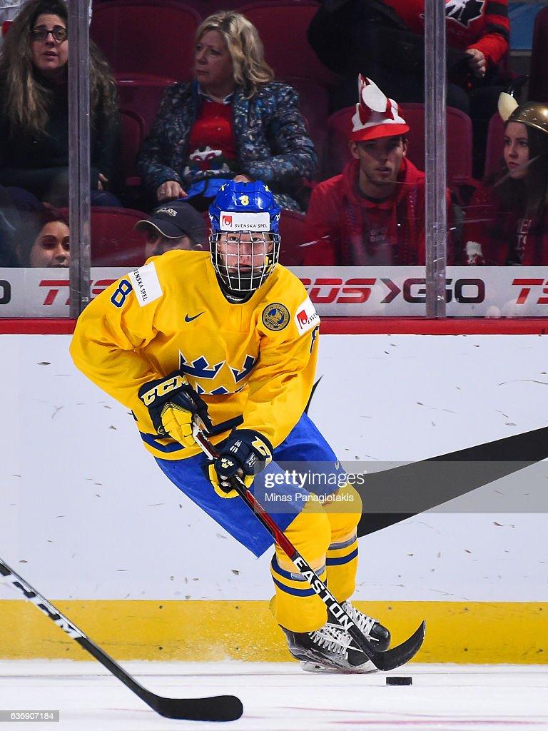 Sweden v Denmark - 2017 IIHF World Junior Championship