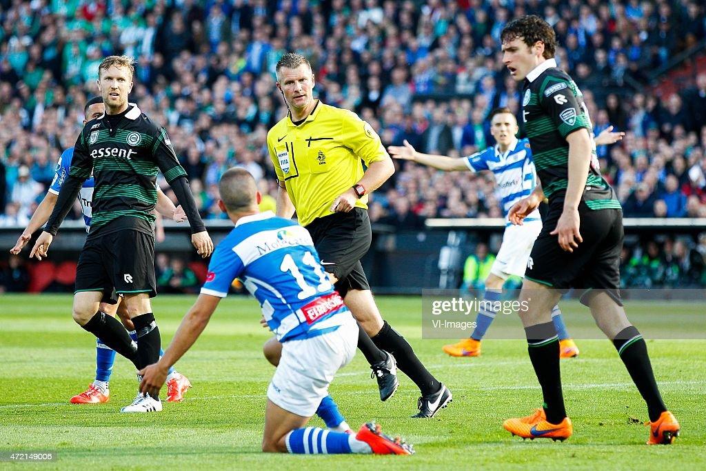 "Dutch Cup final - ""PEC Zwolle v FC Groningen"" : News Photo"