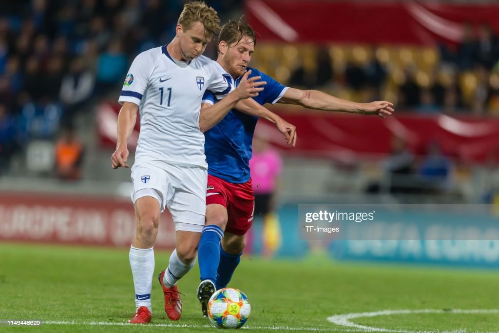 Liechtenstein v Finland - UEFA Euro 2020 Qualifier : News Photo