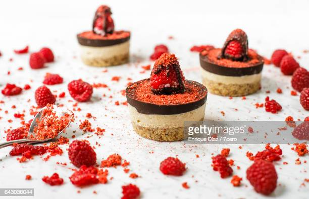 Raspberry Cheesecake Valentine's Day