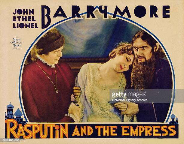 Rasputin and the Empress is a 1932 film about Imperial Russia starring the Barrymore siblings It is the only film in which all three siblings appear...