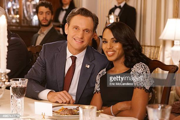 SCANDAL 'Rasputin' In the midst of Fitz negotiating a historic peace deal Olivia must rely on her instincts when a guest of the The White House...