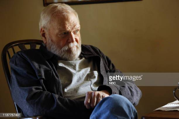 "Rassvet"" Episode 619 -- Pictured: Brian Dennehy as Dom --"