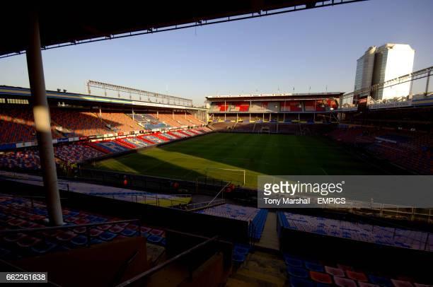Rasunda Stadium