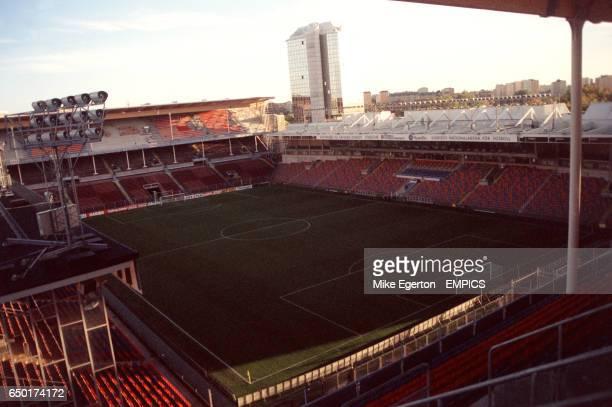 Rasunda Stadium, Stockholm, Sweden