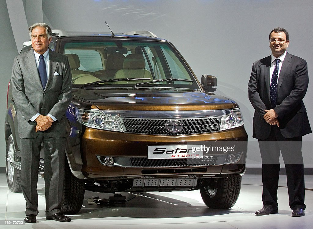 General Imagery And Key Speakers At The India Auto Expo 2012