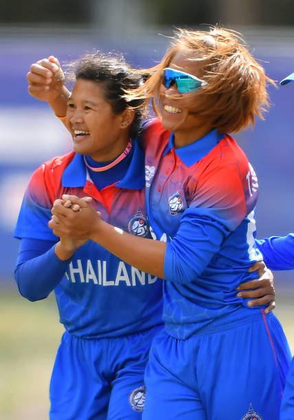 AUS: New Zealand v Thailand - Warm Up Match: ICC Women's T20 Cricket World Cup