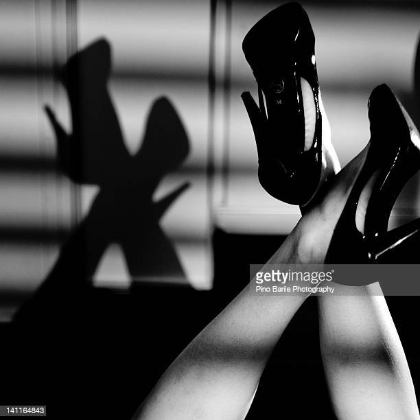 x rated high heels - x rated stock photos and pictures