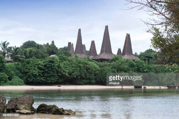 Ratenggaro, a traditional village in Sumba, Indonesia