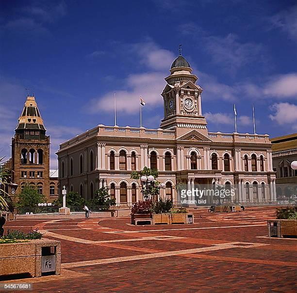 Rathaus in Port Elizabeth- o.J.