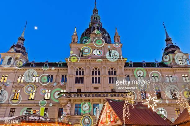 グラーツ Rathaus の