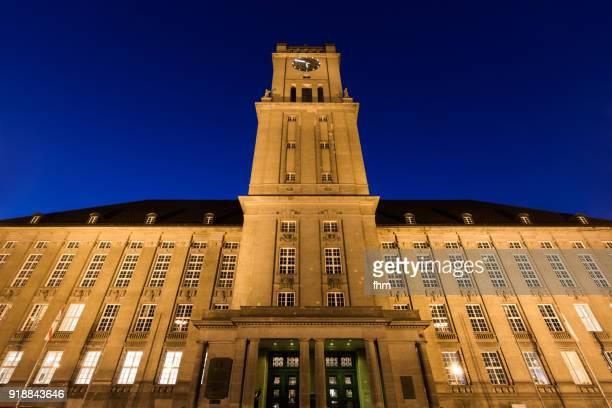 Rathaus Schöneberg (townhall), Berlin/ Germany