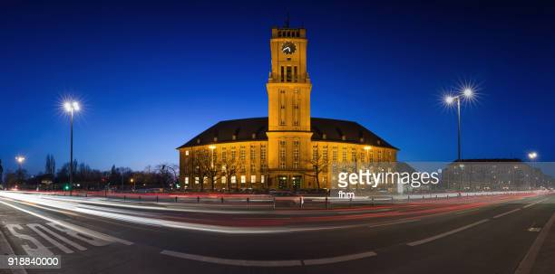 Rathaus Schöneberg panorama (townhall), Berlin/ Germany