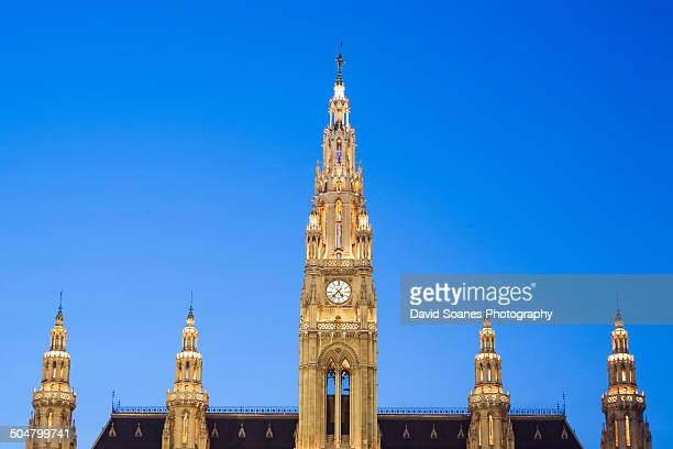 Rathaus Town Hall in Vienna