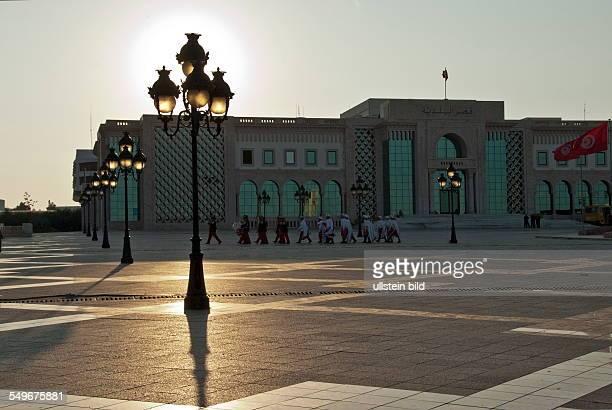 Rathaus von Tunis