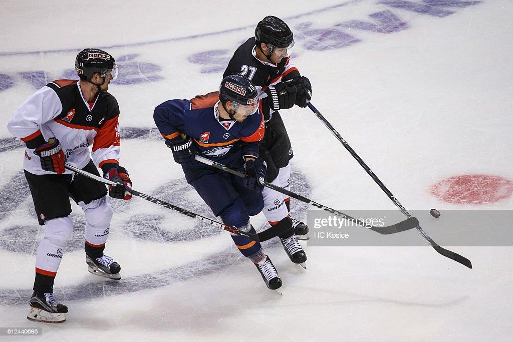 SVK: HC Kosice v Fribourg-Gotteron - Champions Hockey League