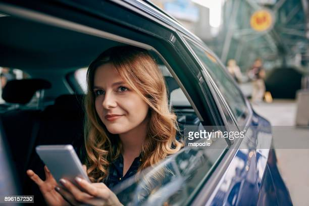 rating the cab ride - taxi stock pictures, royalty-free photos & images