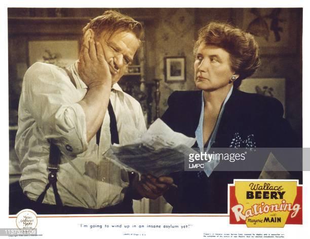 Wallace Beery Marjorie Main 1944