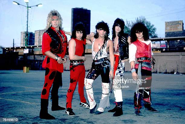 Ratt on 5/12/84 in Chicago Il