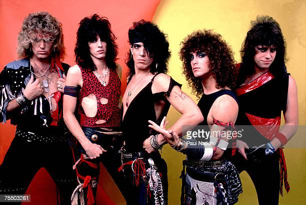 Ratt on 6/13/84 in Chicago Il in Various Locations