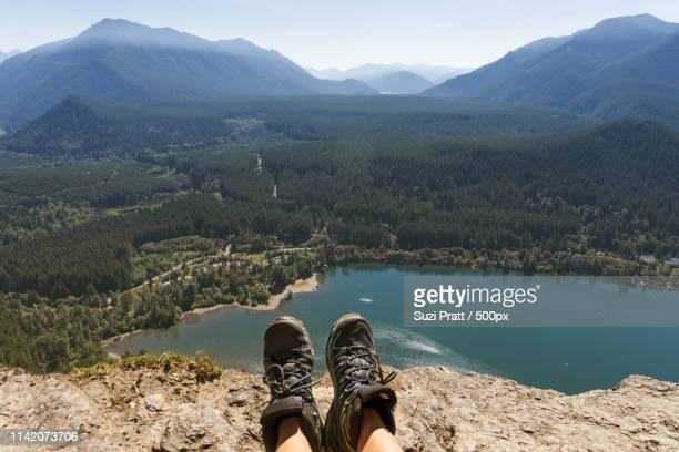 Rattlesnake Ledge Hiking Trail In Washington State