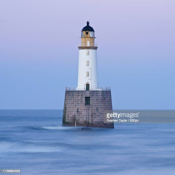rattray head at dusk - rattray head stock pictures, royalty-free photos & images