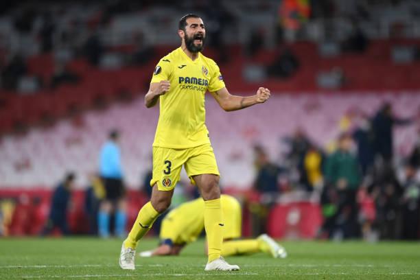 GBR: Arsenal v Villareal CF - UEFA Europa League Semi Final: Leg Two