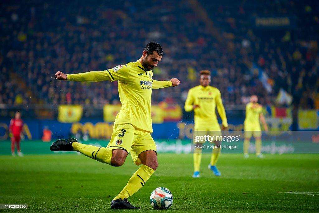 Villarreal CF  v Club Atletico de Madrid  - La Liga : News Photo
