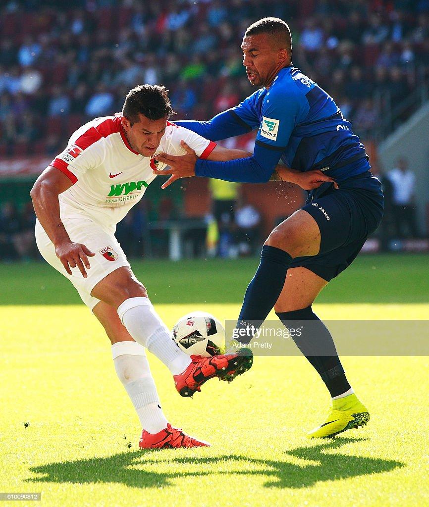 FC Augsburg v SV Darmstadt 98 - Bundesliga