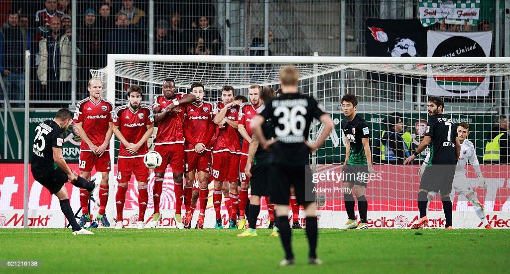 FC Ingolstadt 04 v FC Augsburg - Bundesliga