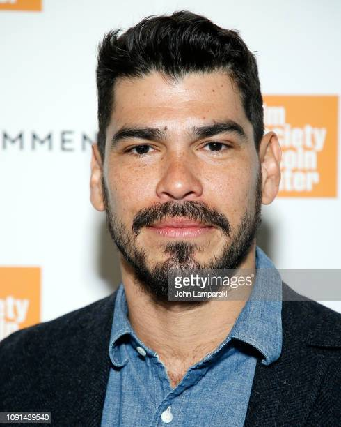 Raul Castillo attends Film Society of Lincoln Center Film Comment Annual Luncheon at Lincoln Ristorante on January 08 2019 in New York City