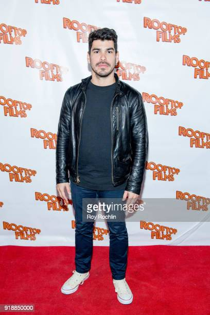 Raul Castillo attends the 2nd Annual Rooftop Gala at St Bart's Church on February 15 2018 in New York City