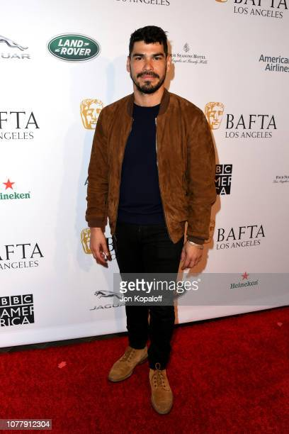 Raul Castillo attends The BAFTA Los Angeles Tea Party at Four Seasons Hotel Los Angeles at Beverly Hills on January 5 2019 in Los Angeles California