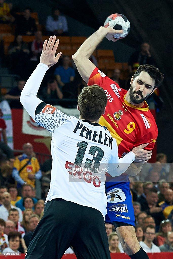 Spain v Germany - Men's EHF European Championship 2016