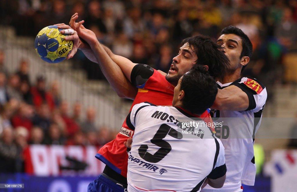 Spain v Egypt - Men's Handball World Championship