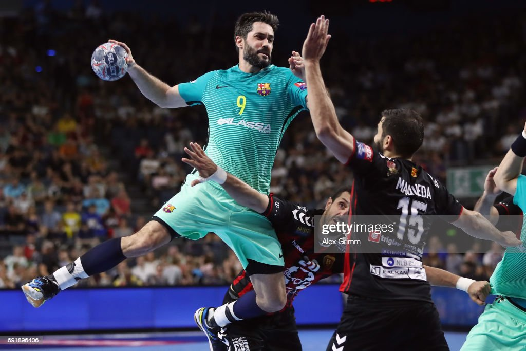 HC Vardar v FC Barcelona Lassa - VELUX EHF FINAL4 Semi Final