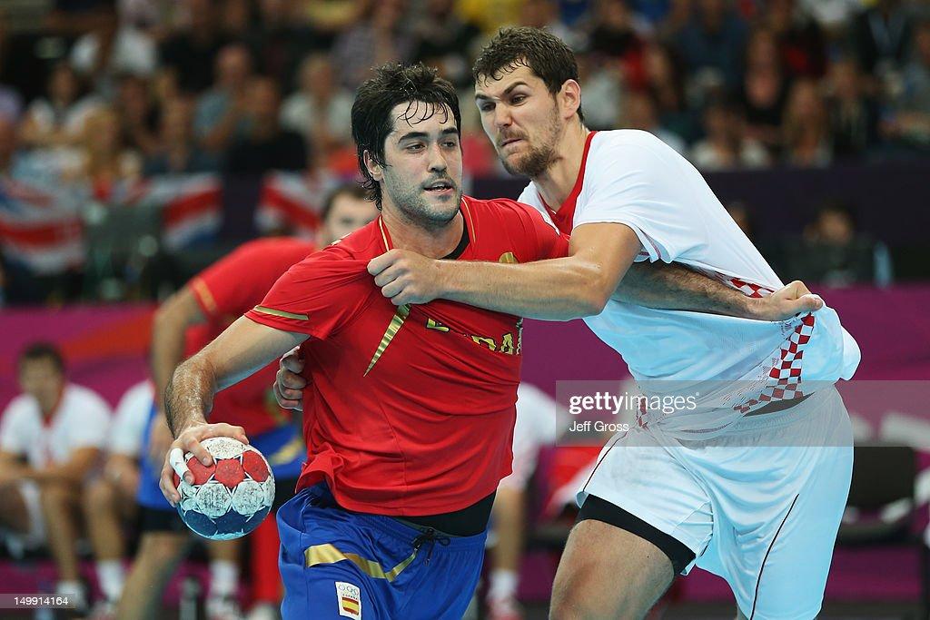 Olympics Day 10 - Handball