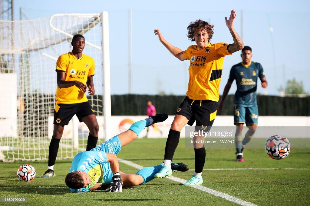 Las Palmas v Wolverhampton Wanderers - Pre-Season Friendly : News Photo