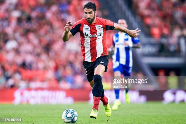 Raul Garcia of Athletic Club during the Liga match between Athletic Bilbao and Deportivo Alaves on September 22, 2019 in Bilbao, Spain. - Raul GARCIA...