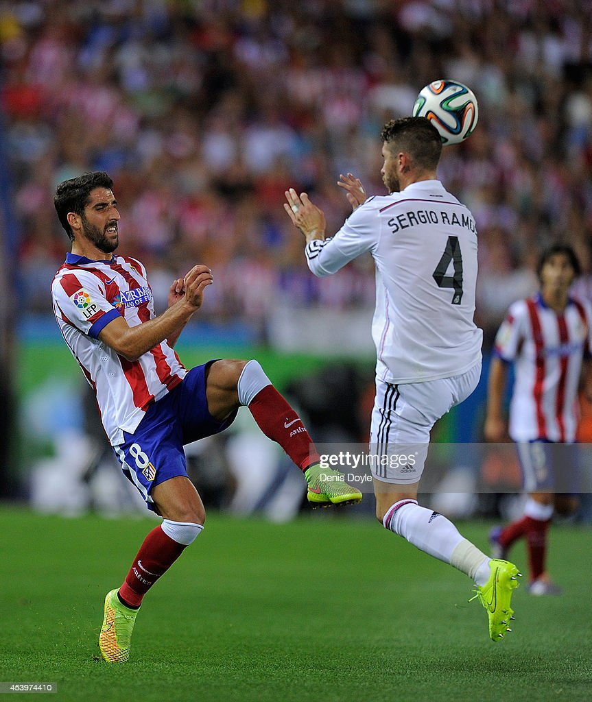 Club Atletico de Madrid v Real Madrid - Supercopa: Second Leg
