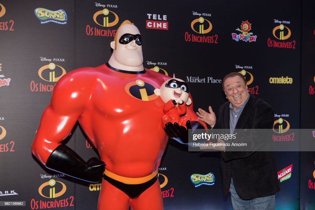 Incredibles 2 - Sao Paulo Premiere