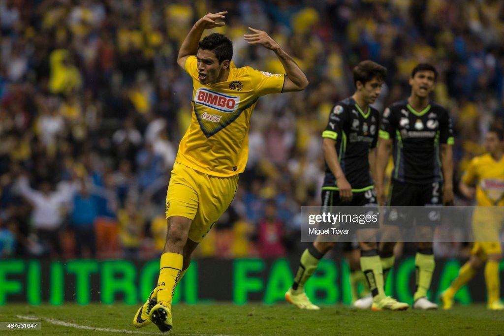 America v Santos Laguna - Playoffs Clausura 2014 Liga MX