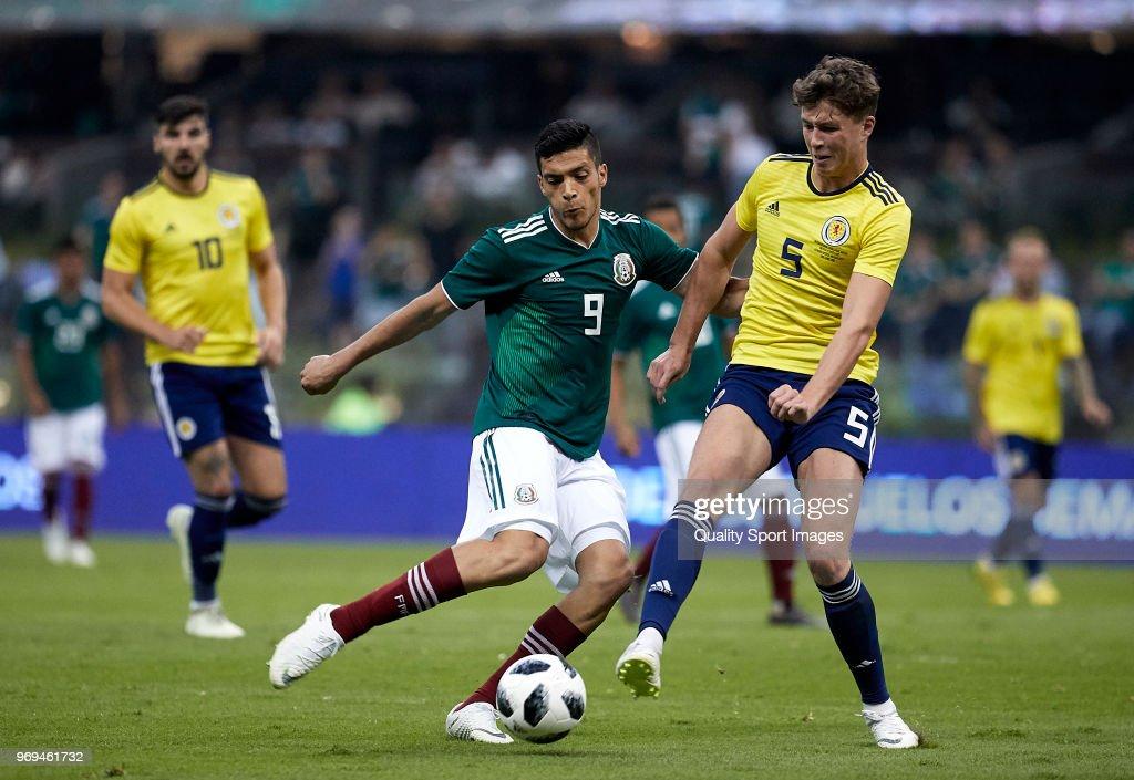 Mexico v Scotland - International Friendly : News Photo